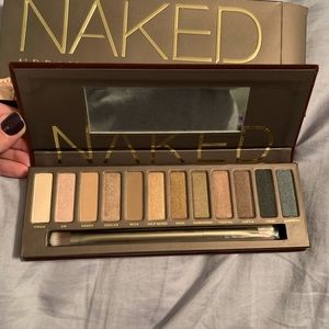 New in box naked palette
